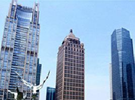 上海交银大厦陆家嘴总部