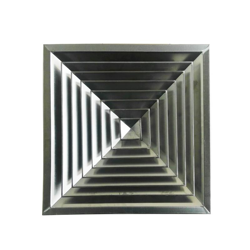 不锈钢风口 方形不锈钢风口5