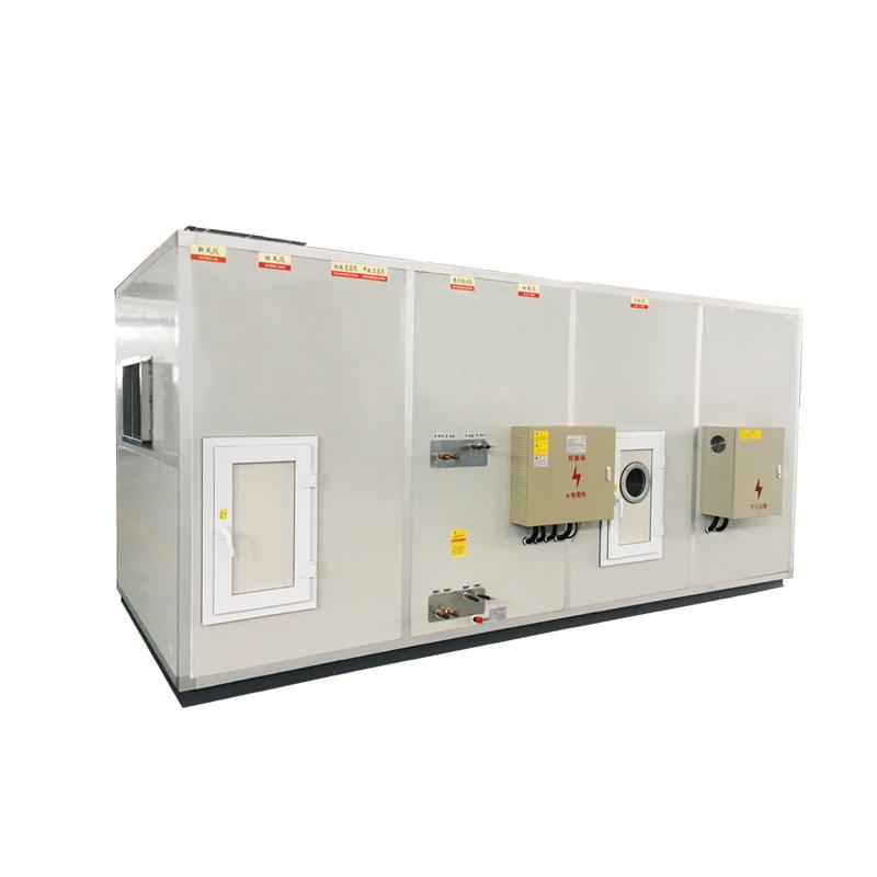 恒温恒湿空调机组4