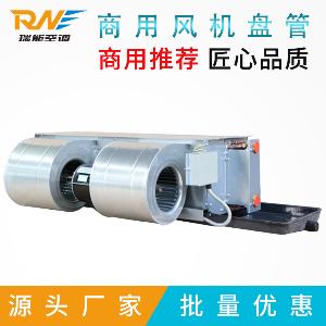中央空调风机盘管的水系统安装注意事项